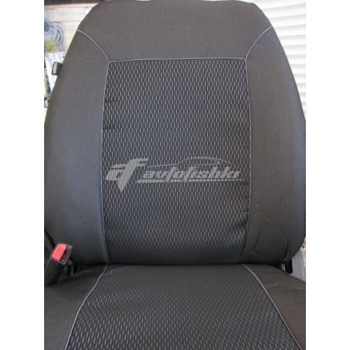 Чехлы на сиденья для LIFAN X60