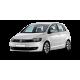 Накладки на пороги для Volkswagen Golf Plus V 2005-2009