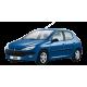 Коврики Peugeot 206