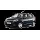 Накладки на пороги для Renault Sandero '2008-...