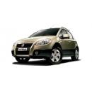 Аксессуары для Fiat Sedici '06-