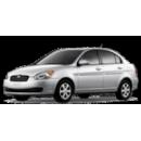 Модельные авточехлы для Hyundai Accent '06-10