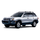 Аксессуары для Hyundai Santa Fe '01-06
