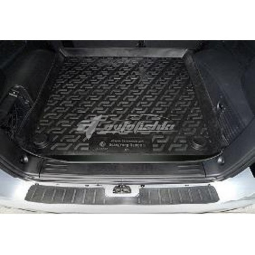 Коврик в багажник на SsangYong Rexton II (07-)