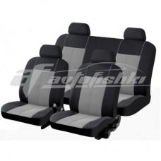 Чехлы на сиденья для Nissan Patrol (Y61) 3D 2001-2010 Elegant
