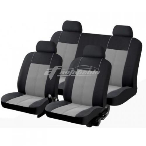 Чехлы на сиденья для Suzuki SX4 II 2014-… Elegant