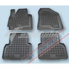 Коврики в салон резиновые для Hyundai IX35 2010-2015 Rezaw-Plast