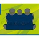 Универсальные чехлы (майки) на задние сиденья, темно-синий