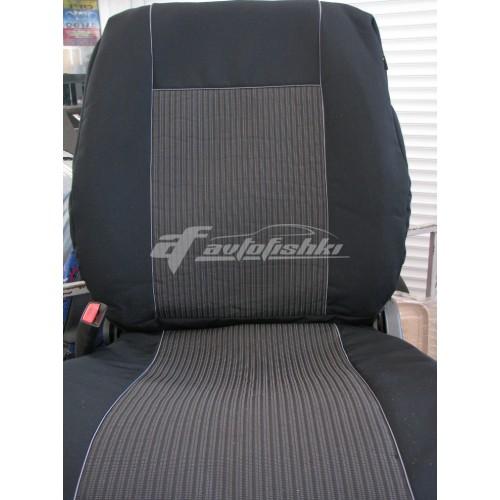 Чехлы на сиденья для Pajero Sport 98-
