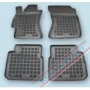Коврики резиновые для Nissan Note II с 2013