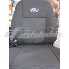 Чехлы на сиденья для Ford Galaxy II (5 мест) 2006-2015 EMC Elegant