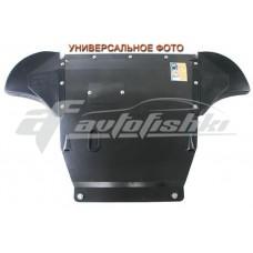 Защита двигателя для Volkswagen Caddy WeBasto 2004-2010 ,V-всі,э
