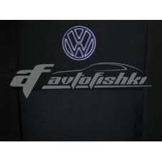 Чехлы на сиденья для Volkswagen Caddy (1+1) 2010-... EMC Elegant