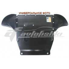 Защита двигателя для Volkswagen Polo 2001-2009 ,V-1,4; 1,6; 1,
