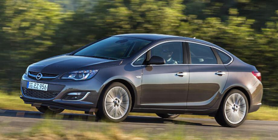 Проблемные места и недостатки автомобиля Opel Astra J / Астра   464x920